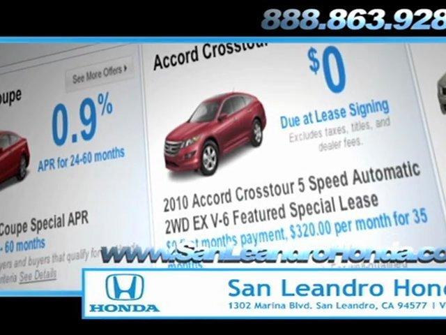 San Leandro Honda Dealership – Oakland CA Honda,