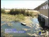 BARLETTA | A Ponente liquami in mare