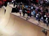 Vert Skate Best Trick Comp - X Games 12 - Shaun White, Colin McKay, Bob Burnquist, Bucky Lasek, Max Dufour