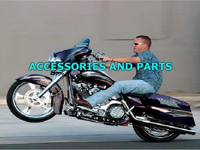 Harley Davidson – Motorcycles
