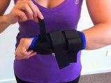 DeRoyal Premium Wrist Splint and Brace