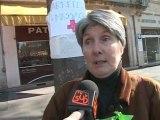 TCSP: L'abattage de arbres reprend à Nîmes