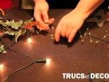 Guirlande électrique personnalisée par TrucsetDeco.com