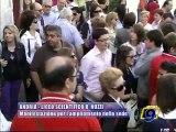 ANDRIA. Manifestazione di protesta per l'ampliamento del liceo scientifico