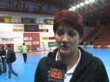 Le HBC Nîmes doute contre Besançon (Handball F D1)