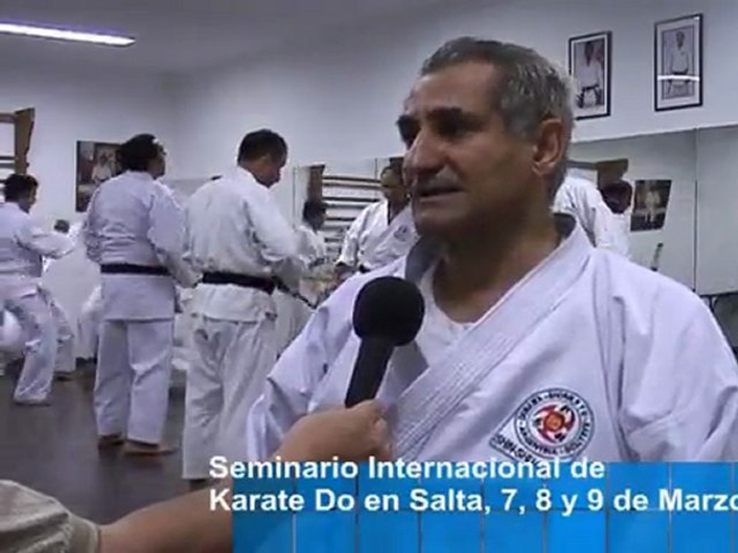Seminario Internacional De Karate Do En Salta