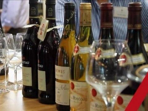 La déferlante du vin à Hong-Kong (Wine Fair 2010)