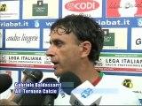 ANDRIA BAT - TERNANA 0-1  [1^ Giornata Prima Divisione gir.B 2009/2010]