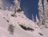 Tree Skiing Red Resort, BC