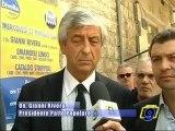 PROVINCIALI BARI. L'on Gianni Rivera a Corato per Divella presidente