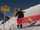 On avalanche patrol with the French 'pisteurs'