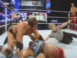 Santino Marella/Vladimir Kozlov vs Primo/Zack Ryder (2/17/11