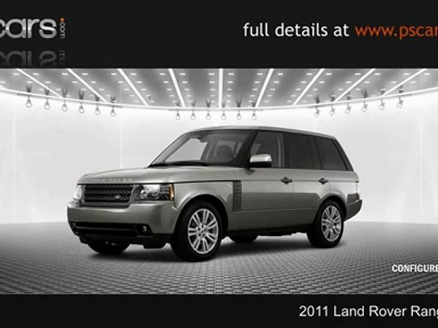 2011 Land Rover Range Rover  review