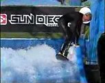 EXTREME Surfing Video from a wave tank! SICK!