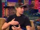 Travis pastrana interview on Leno