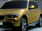 The BMW X1 Concept