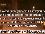 HHO, Hydrogen, Water Car - Water Gas, Fuel Cell Car Conversi