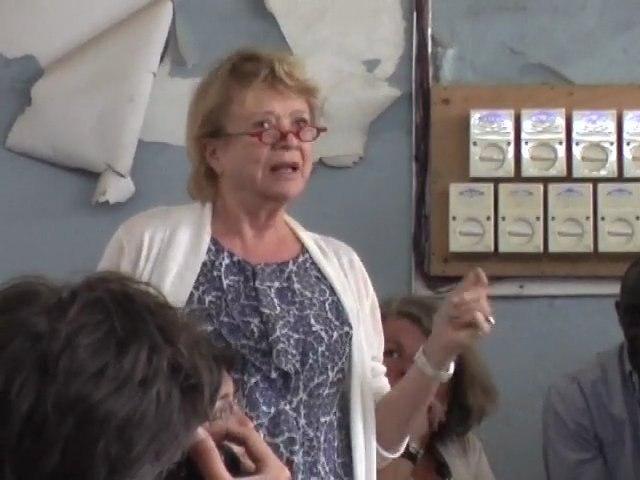 FSM 2011: Eva Joly sur la citoyenneté universelle