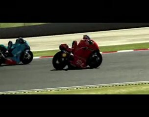 motogp '08 latest trailer mixed to classical