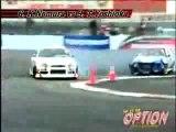 Blitz Nissan Skyline ER34 D1 Pro Drift Car Ken Nomura