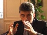 P. de Fontaine Vive dresse le bilan 2010 de la BEI en France