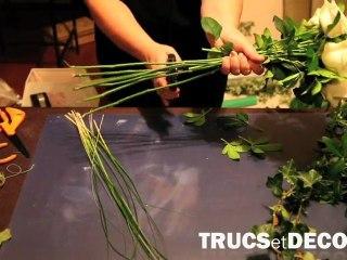 Faire un bouquet rond par TrucsetDeco.com