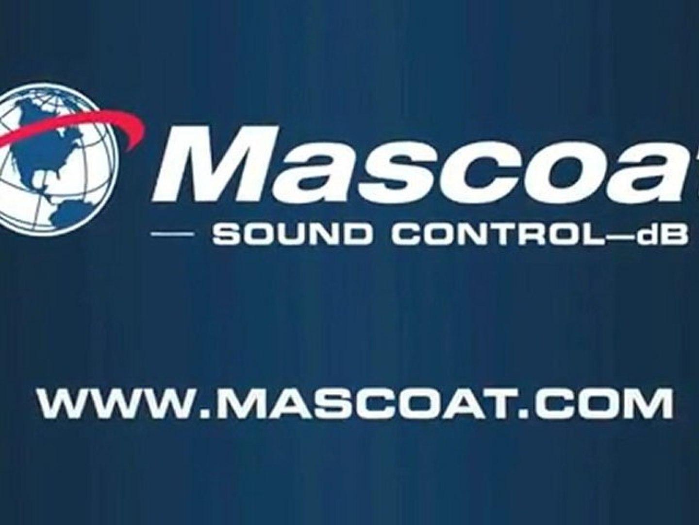 Mascoat DB Ses Sönümleyici Kaplaması Yanma Testi