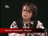 Elections cantonales 2011: le Canton de Meyzieu