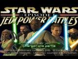 """Retrotest """"StarWars Jedi Power Battle"""" (PSX)"""