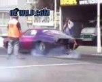 Drag Racing Camaro drag car