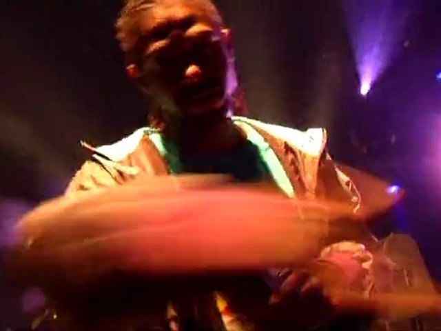"""Volt Selector""-Tribal Wars- Live @ Dour 2010"
