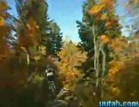 Snowbasin Ski Resort helmetcam biking