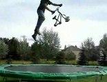 Tramp Biking *New Footage*