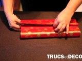 Faire un paquet cadeau par TrucsetDeco.com