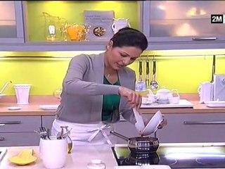 choumicha 2014 - recette facile pain aux olives