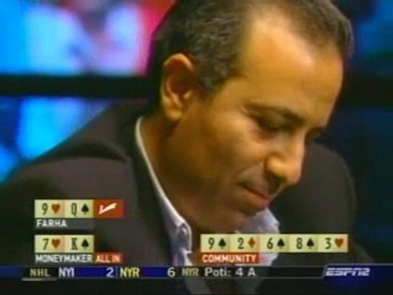 ENORME BLUFF: Chris Moneymaker vs Sam Farha (WSOP 2003)