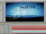 Adobe Software After Effects Tutorial