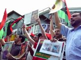 Solidarity in Malaysia for Libyan uprising