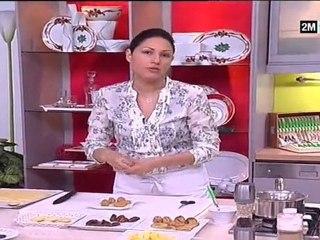 chhiwat choumicha - recette facile Fruits déguisés