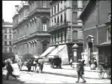 Place des Cordeliers à Lyon (1895) - frères Lumière