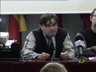 FORO CIUDADANO.PRESENTACION EN CARTAGENA  INFORM 2010.    1ª
