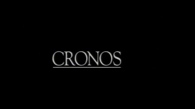 1993 - Cronos - Guillermo del Toro