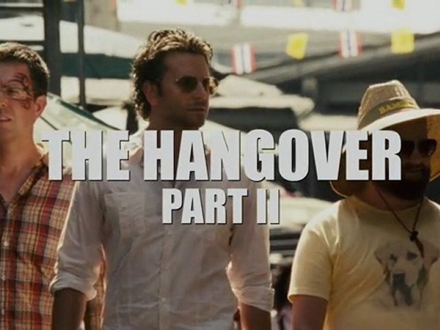 Very Bad Trip 2 (The Hangover 2) - Teaser Trailer [VO|HD]