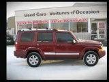 Used SUV 2007 Jeep Commander Limited at Ottawa Dodge in Ott