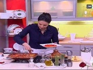 choumicha recettes - tajine de poisson au niora