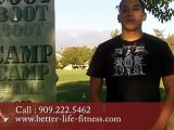 Rialto CA Boot Camp, Fitness and Weight Loss Boot Camp Exer
