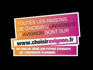 Choisir Avignon pour son Université - Saison 2 (1)