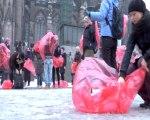Eurythmie Flashmob der Welt / worlds first Eurythmy Flashmob