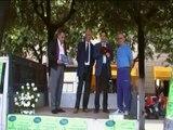 Gricignano (CE) - Bici in città 2009 1°parte