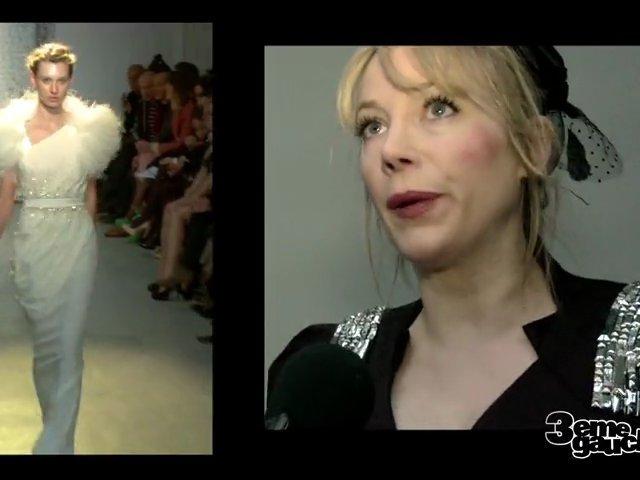 Maxime Simoens – Défilé Haute Couture Printemps Ete 2011 – P